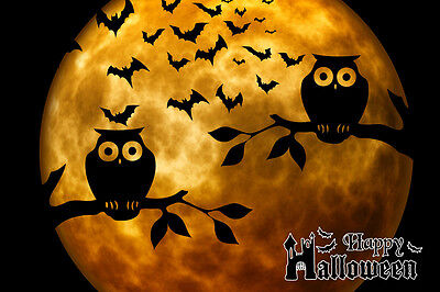 HAPPY HALLOWEEN HOLIDAY POSTER PRINT STYLE C 24x36 HI RES 9MIL PAPER