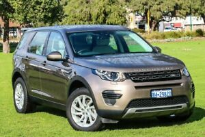2017 Land Rover Discovery Sport L550 17MY TD4 150 SE Bronze 9 Speed Sports Automatic Wagon