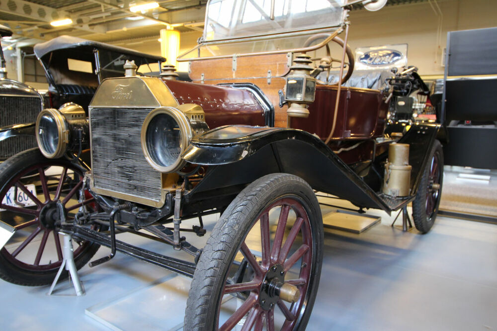 Ford T Torpedo Runabout 1912