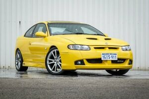 2006 Holden Special Vehicles Coupe VZ Series GTO Yellow 4 Speed Automatic Coupe
