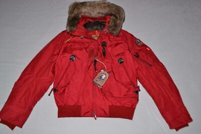 AUTHENTIC PARAJUMPERS GOBI ECO MEN JACKET RED SIZE M MEDIUM  BRAND NEW tweedehands  verschepen naar Netherlands