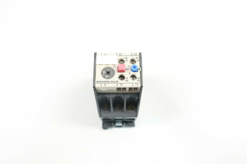 Siemens OLR 4500 Overload Relay 32-45a