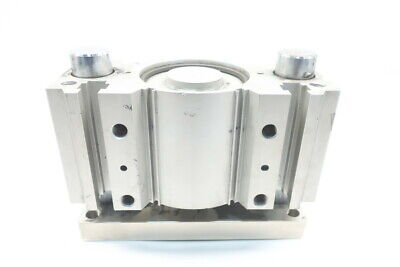 Smc Double Acting Pneumatic Cylinder 100mm 38in 145psi 50mm