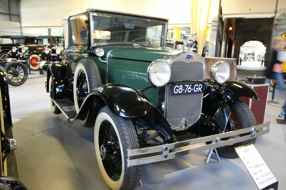 Ford A 68 B Convertible Cabriolet 1930