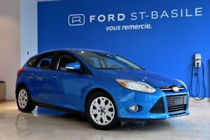 2014 Ford Focus HATCHBACK / SE / MANUELLE / HEATED SEATS