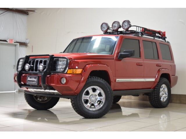Image 1 of Jeep: Commander LIFTED…