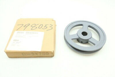Browning 3x789 V-belt Pulley 1 Groove 34in