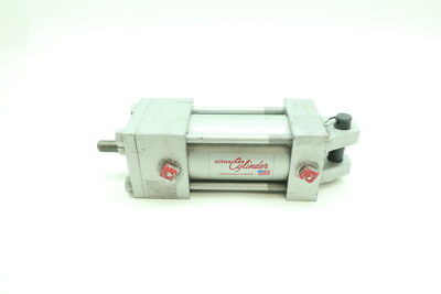 Milwaukee A-61 Double Acting Pneumatic Cylinder 2in X 2in 250psi