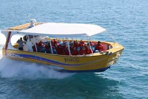 FAST & FUN PASSENGER VESSEL Urangan Fraser Coast Preview