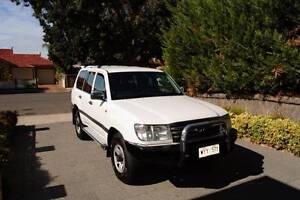 2003 Toyota LandCruiser Wagon Somerton Park Holdfast Bay Preview