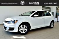 2015 Volkswagen Golf Trendline cruise control package Laval / North Shore Greater Montréal Preview