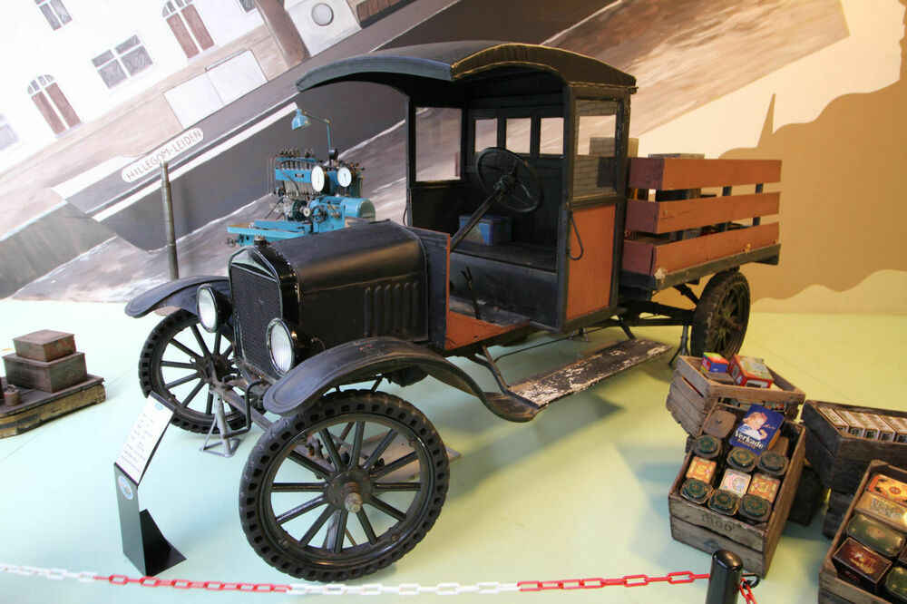 Ford T Open Truck 1910