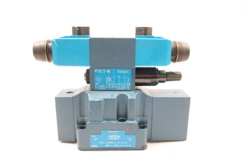 Eaton KDG5V-7-33C170N-X-H-MU-H1-10 Vickers Hydraulic Directional Control Valve