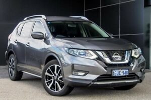 2019 Nissan X-Trail T32 Series II ST-L X-tronic 2WD Silver 7 Speed Constant Variable Wagon Wangara Wanneroo Area Preview