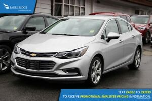 2017 Chevrolet Cruze Premier Auto Hetaed Seats & Leather Upho...