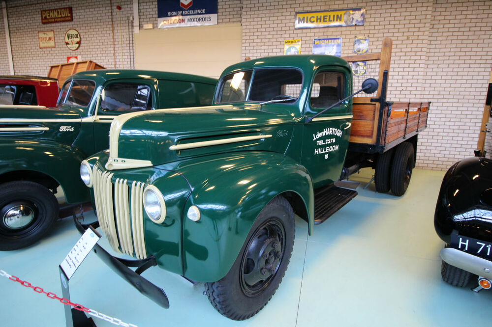 Ford 80-798 T Truck 1947