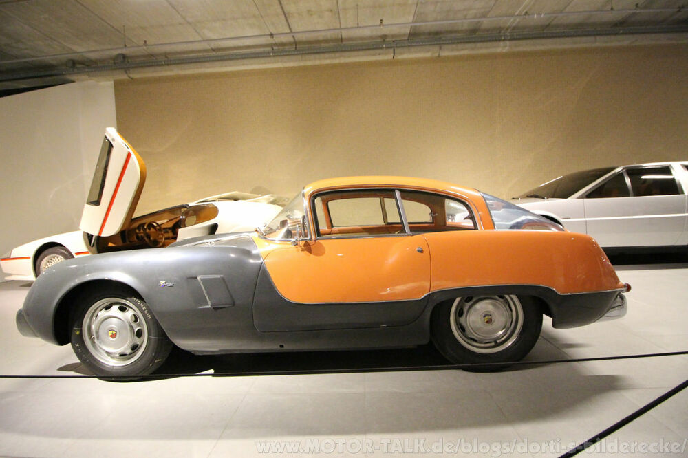Abarth 209 A Coupe Boano 1955