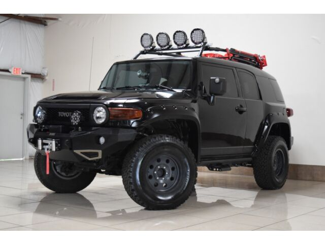Image 1 of Toyota: FJ Cruiser LIFTED…