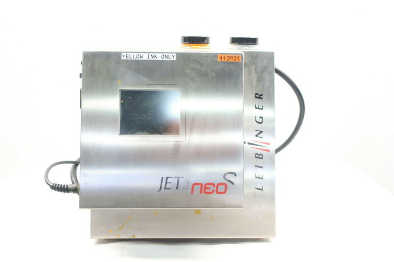 Leibinger JET 2 NEO Ink Jet Printer 100-240v-ac