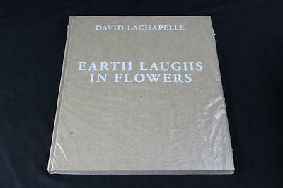 """David LaChapelle """"Earth Laughs in Flowers"""" - Brand New, Sealed Limited Edition!"""