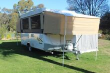 Jayco Swan for sale - Lots of extras - Fantastic! Echuca Campaspe Area Preview