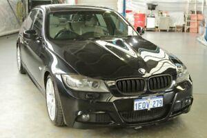 2010 BMW 3 Series E90 MY10.5 323i Steptronic Lifestyle Azurite Black Metallic 6 Speed