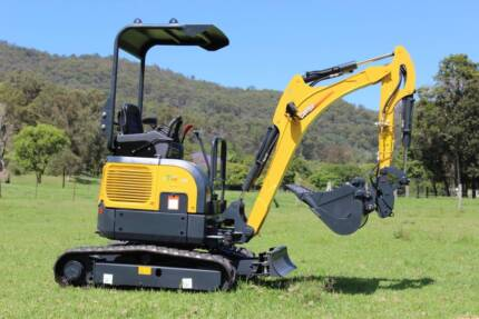 New Carter CT16 Mini Excavator QLD