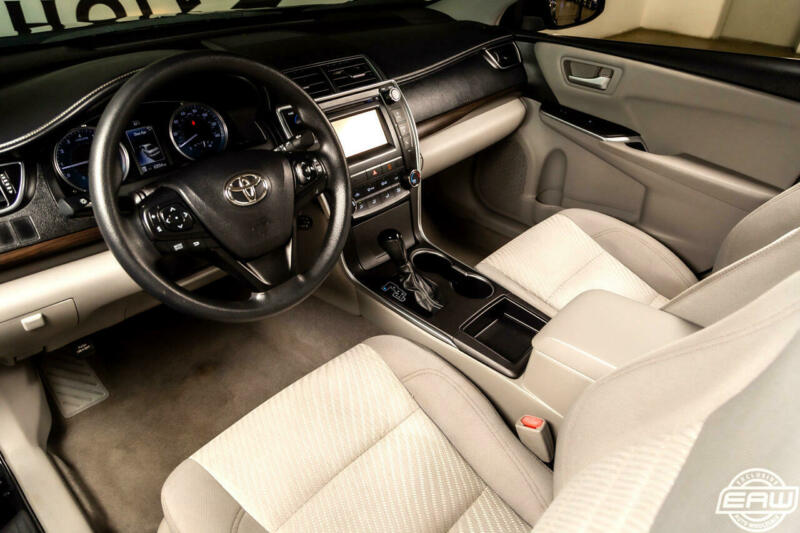 Image 14 Voiture American used Toyota Camry 2016