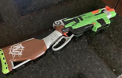 Nerf Zombie Strike SlingFire Blaster , Barely Used🔥🔥🔥🔥🔥🔥🔥🔥🔥🔥🔥🔥🔥🔥🔥