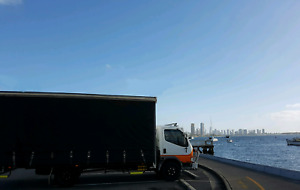Truck and driver hire from $60 per hour Brisbane