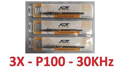 Dental Cavitron Ultrasonic 30 Khz Insert Sli- P100 Slim Series Tip 3pack Bonart