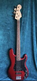 Squier Affinity P Bass PJ