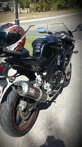 One owner Hyosung GT650R Bellbird Park Ipswich City Preview