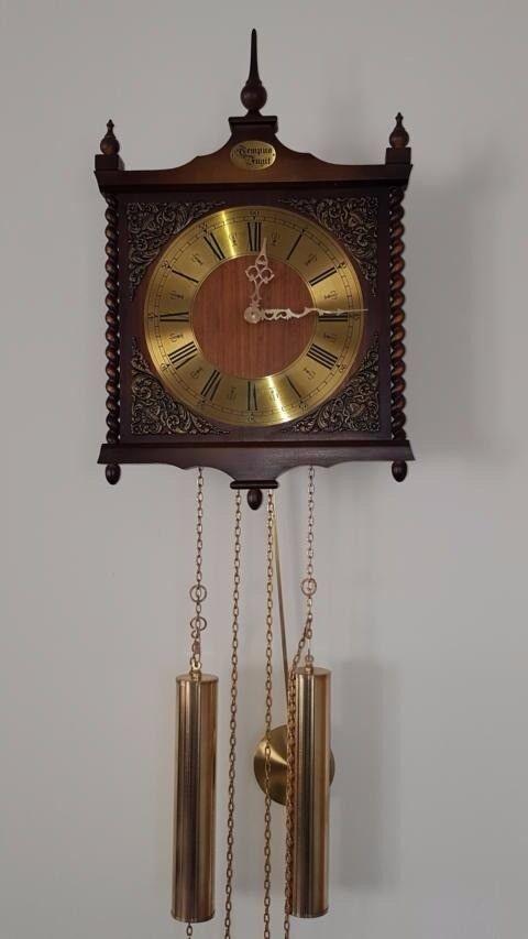 Wehrle wall clock
