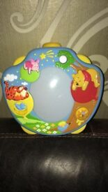 Winnie the Pooh night light and projector