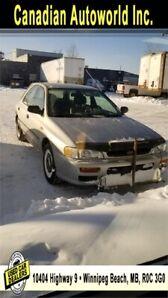 Subaru Impreza Wagon All Wheel Drive