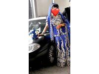 Indian/Pakistani Heavy Bridal Lehnga