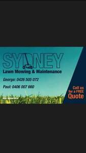 Sydney Lawn Mowing & Maintenance Liverpool Liverpool Area Preview