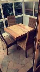 Dining tables n chairs