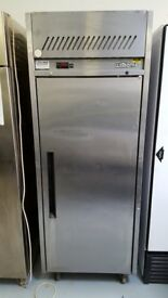 1 DOOR STAINLESS STEEL UPRIGHT FREEZER (WILLIAMS) AST010