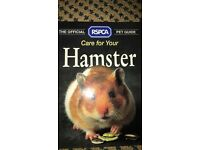 RSPCA how to care for your hamster