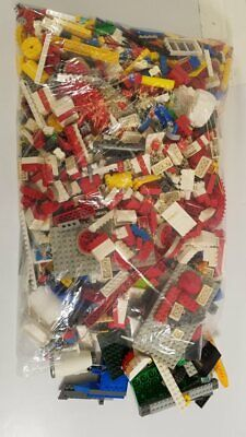 8.5 Lbs of Assorted LEGO & Other Building Bricks & Pieces – LOT