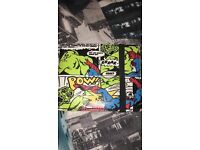 Comic style wallet