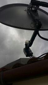sky dish repair sky engineer sky dish installations satellite repairs satellite engineer East London