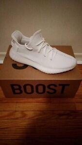"""Yeezy V2 """"Cream"""" size 8 brand new from Adidas"""