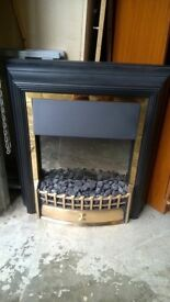 Electric fire perfect condition