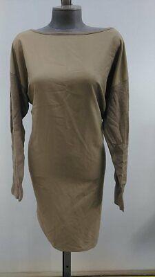 New Ralph Lauren Women's Beige 2-Tone Dress Size XL