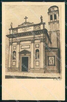 Padova Città San Daniele Levita T Pin 04395 cartolina RB9732