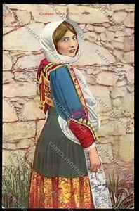 Costumi-sardi-Sassari-Bono-cartolina-GENOS08-296-SZF