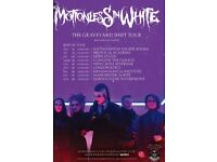 2 x motionless in white tickets